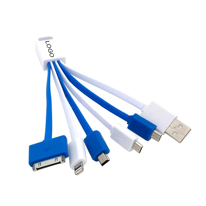 5 in 1 Charging Cable