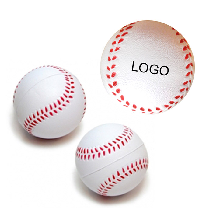 Custom PU Stress Baseball