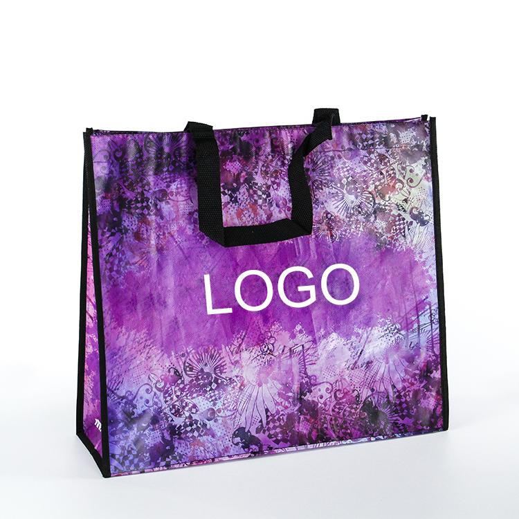 Woven Polypropylene Tote Bag