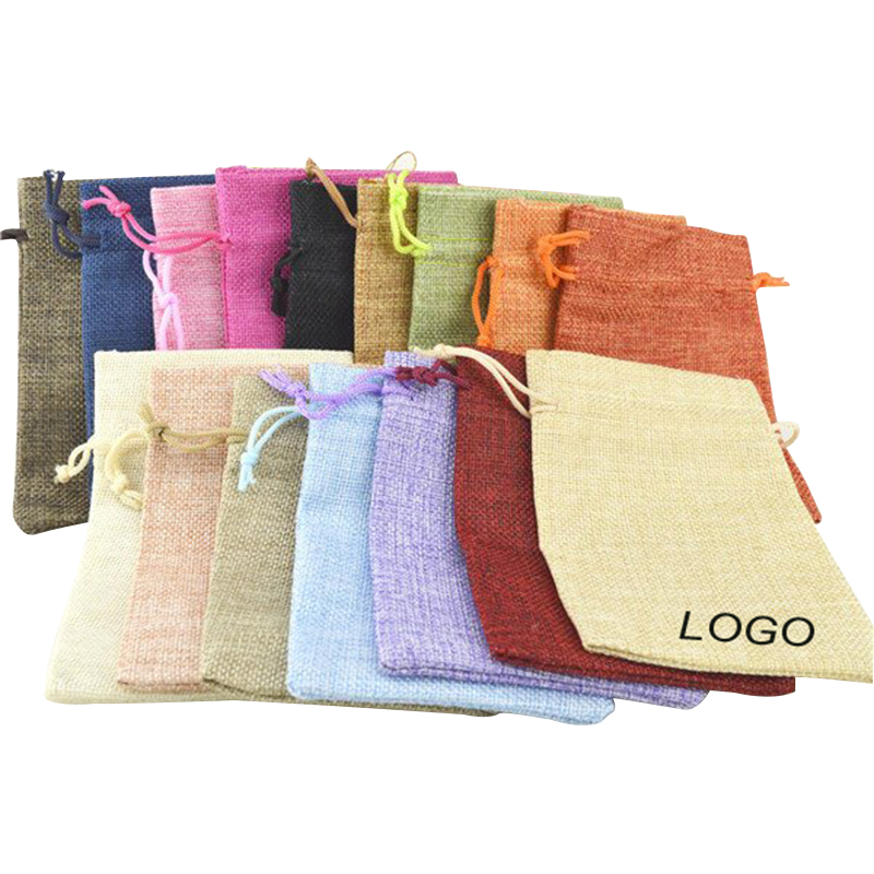 Promotional Mini Burlap Bag
