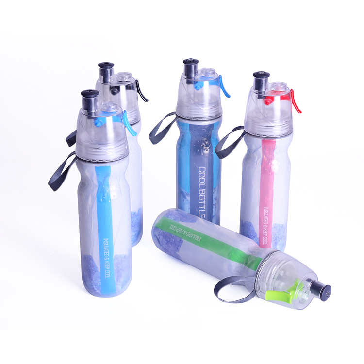 Outdoor Sports Plastic Spray Cup