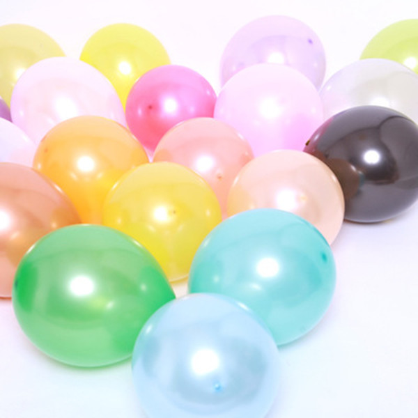 2019 Quick Seller Pearly-lustre Balloon