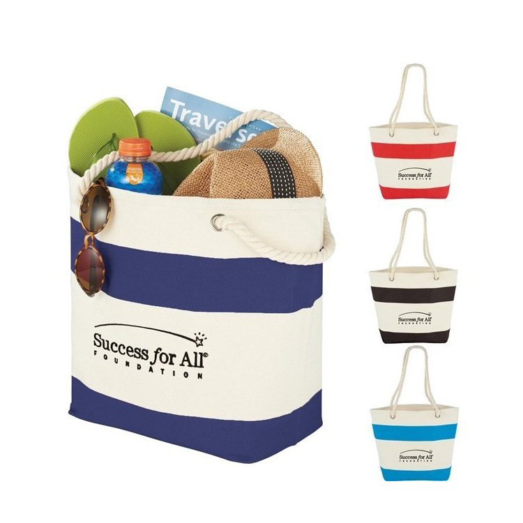 2019 Quick Seller Cotton Canvas Boat Tote