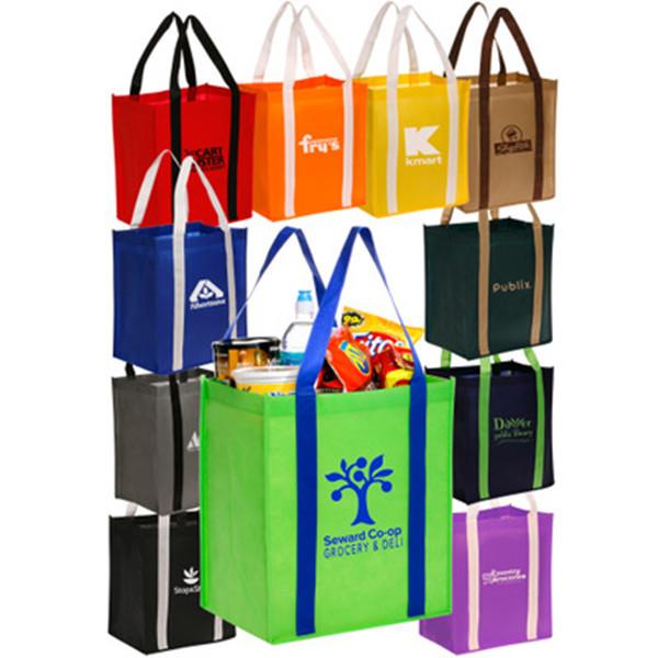 2019 Quick Seller Non-Woven Shopper Tote Bag