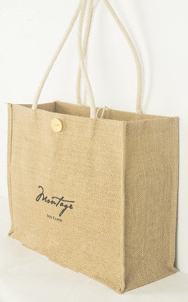 2019 Quick Seller Jute Tote Bag