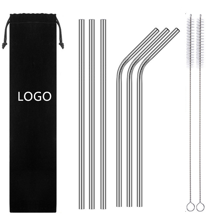 2019 Quick Seller Re-usable Stainless Steel Drinking Straw
