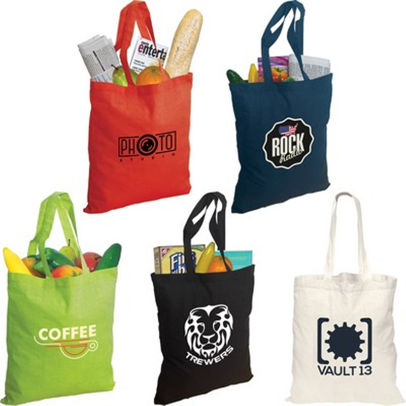2019 Quick Seller Econo 4.5 oz Cotton Tote
