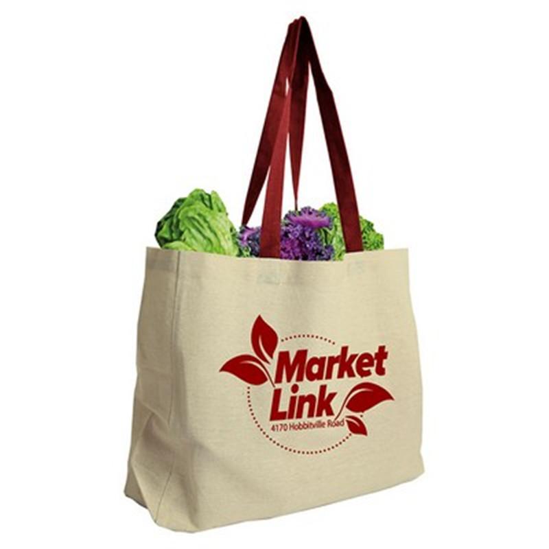 2019 Quick Seller 8 oz. Cotton Canvas Tote Bag