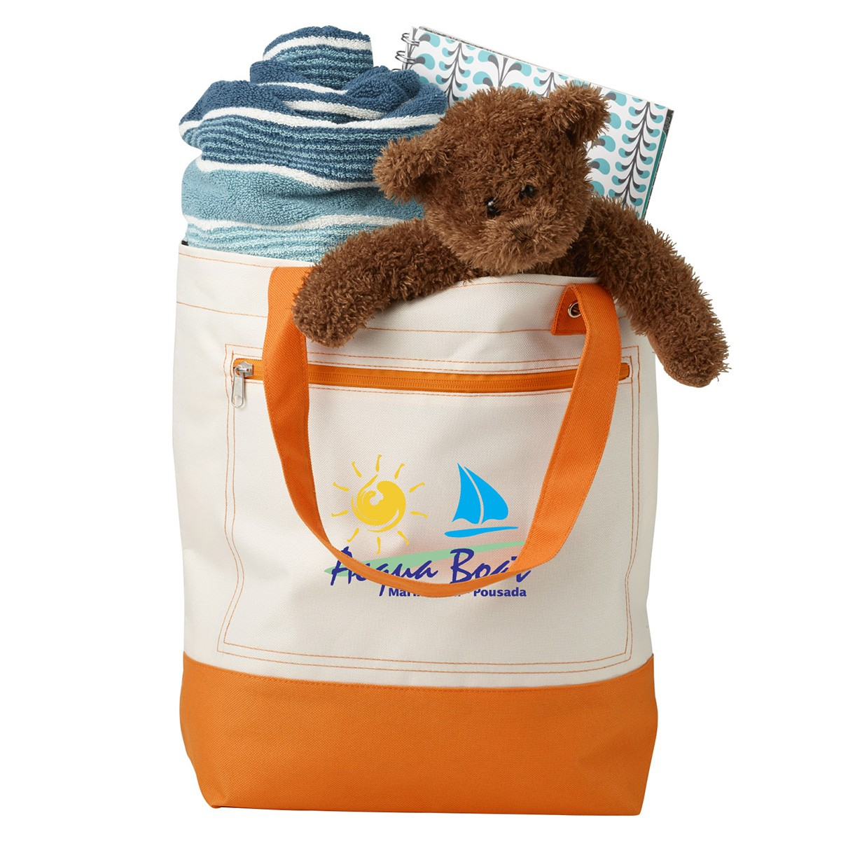 2019 Quick Seller Marina Boat  Cotton Tote Bag