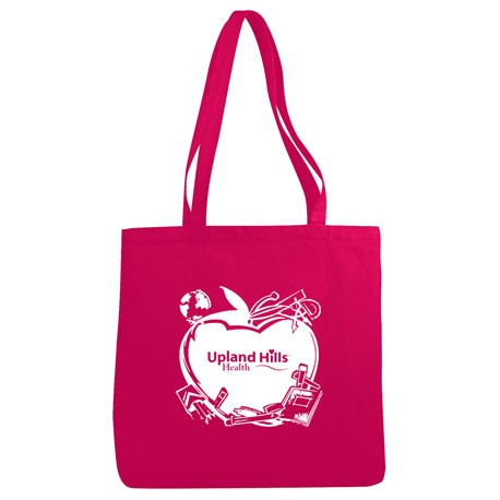 2019 Quick Seller 6oz Classic Cotton Canvas Meeting Tote