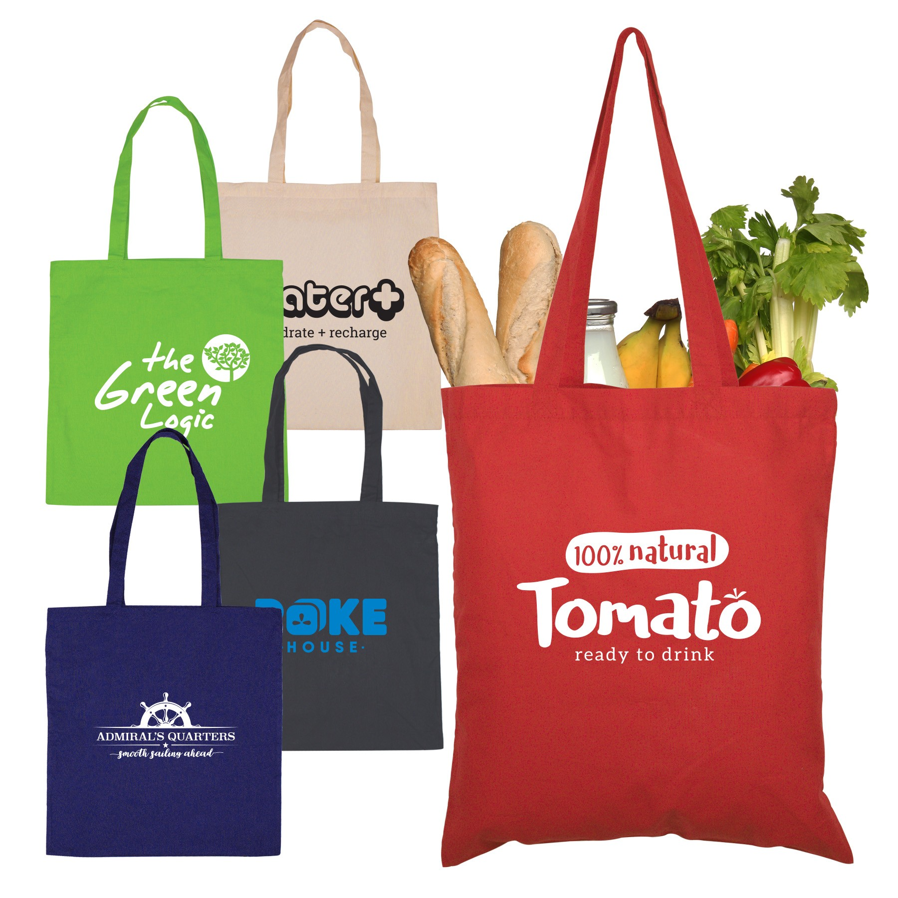 2019 Quick Seller Quest - Cotton Tote Bag