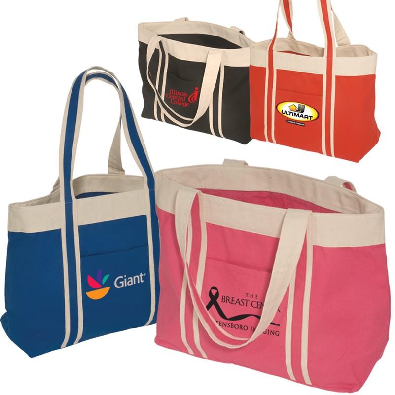 2019 Quick Seller Newport Cotton Tote Bag