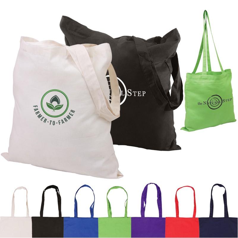 Basic Cotton Tote Bag