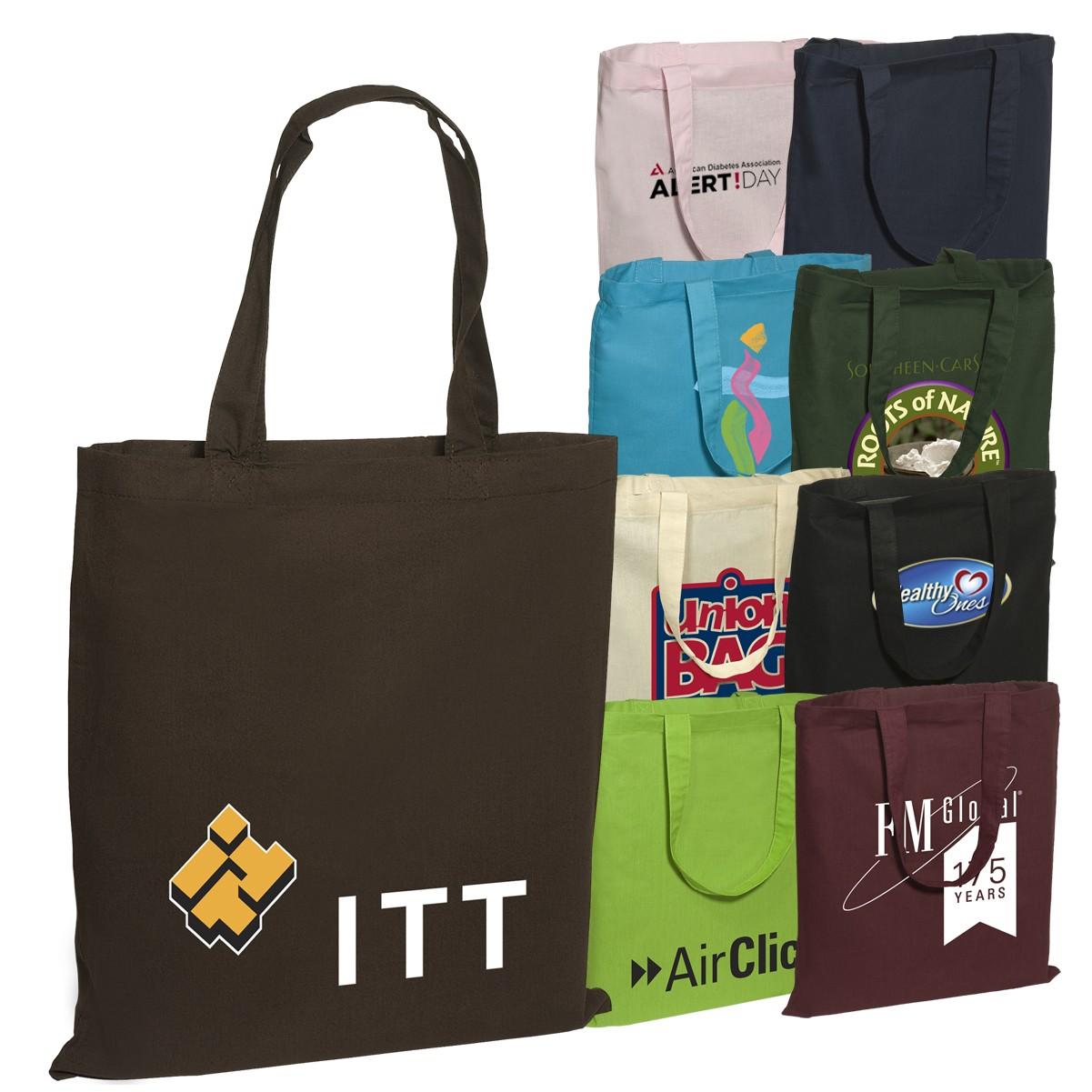 2019 Quick Seller Pedestrian Cotton Tote Bag