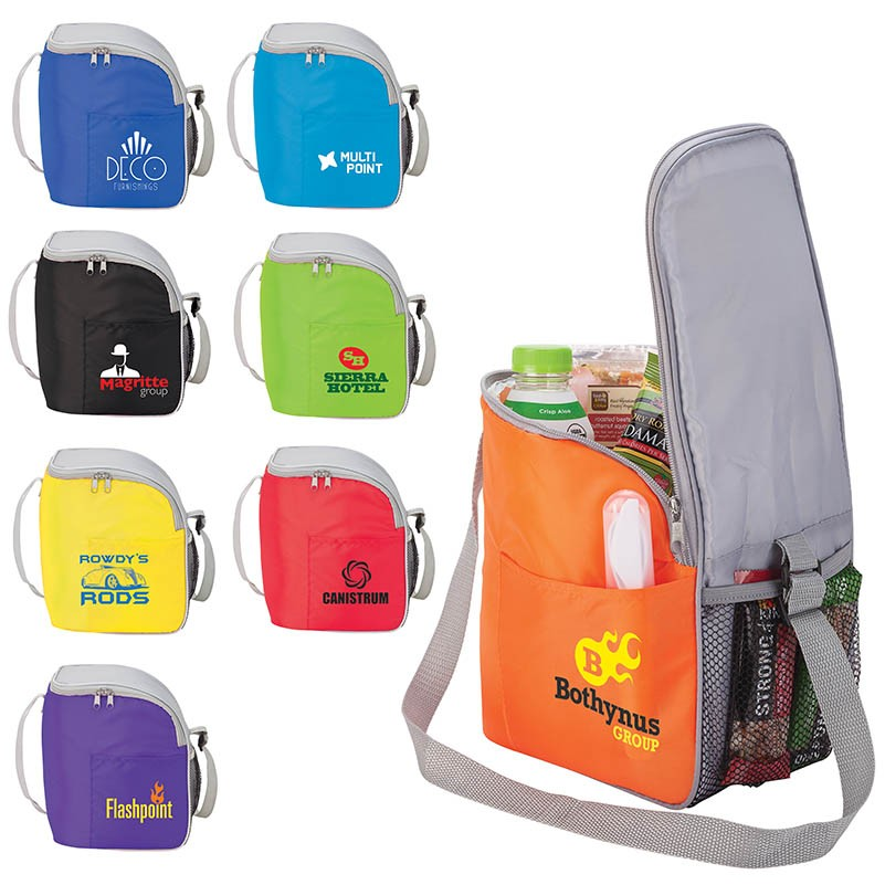 Cool Spring 12-Can Cooler Bag