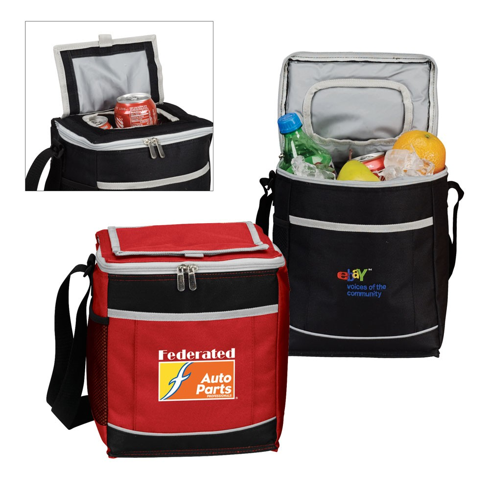 12-Pack Lunch Cooler Bag