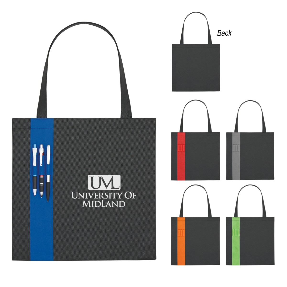 Promotional Non-Woven Color Tote Bag