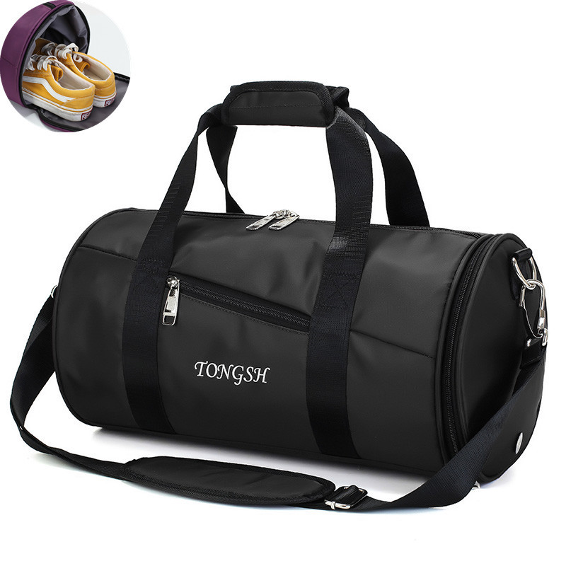 Water-Resistant Path Seeker Duffel Bag