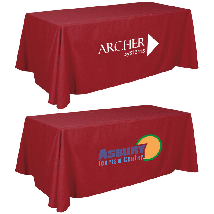 6FT Standard Polyester Tablecloths