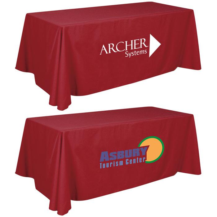 6FT Standard Polyester Tablecloths
