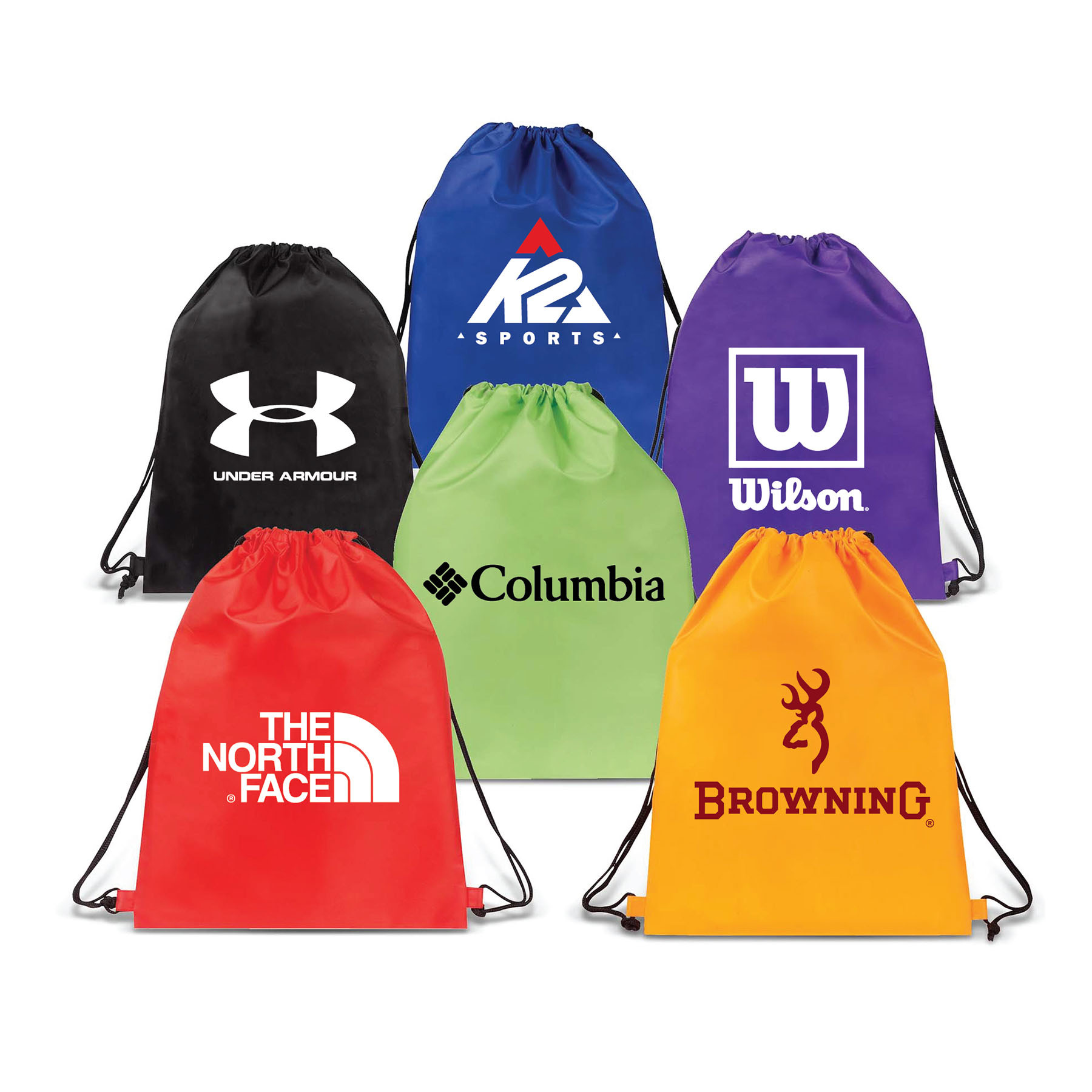 Polyester Drawstring Backpack