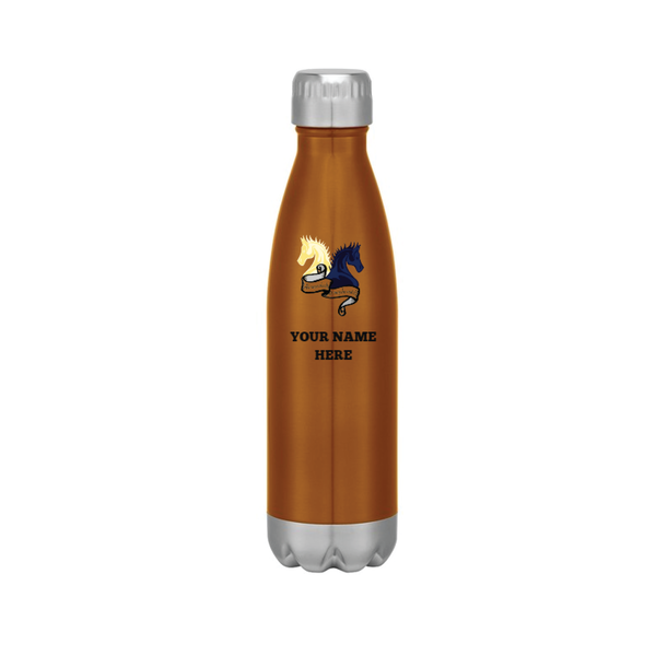 16 Oz. Stainless Steel Bottle