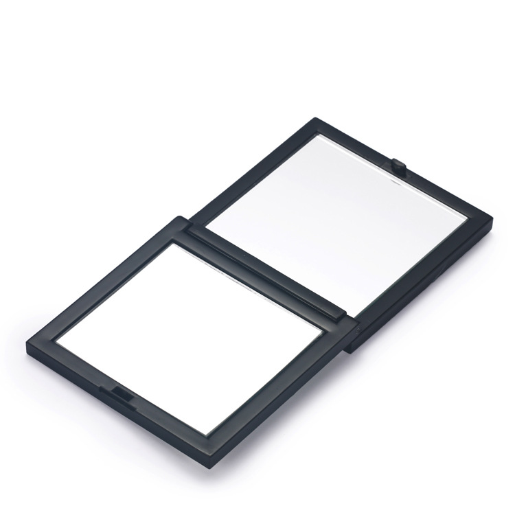 Double Sides Square Folding Mirror