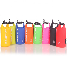Promotional Plastic Drawstring Bag
