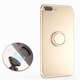 Metal Phone Ring Holder