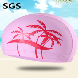 Waterproof and Breathable PU Coated Swimming Cap