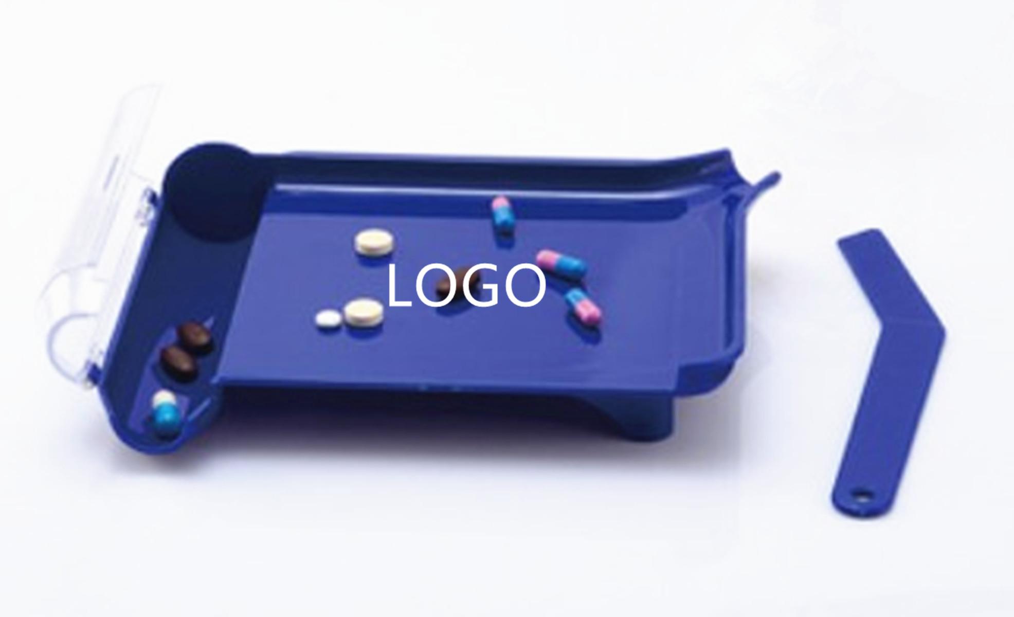 Alloting medicine plate
