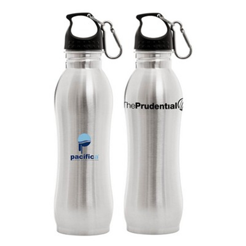 Polished Stainless Steel Bottle