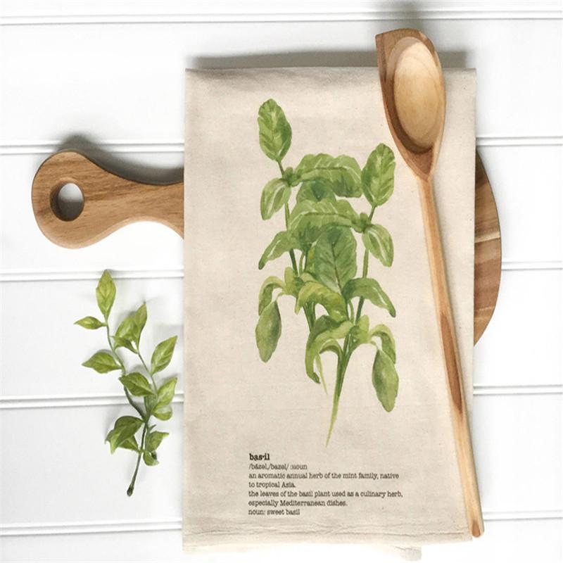 Digital Print Tea Towel
