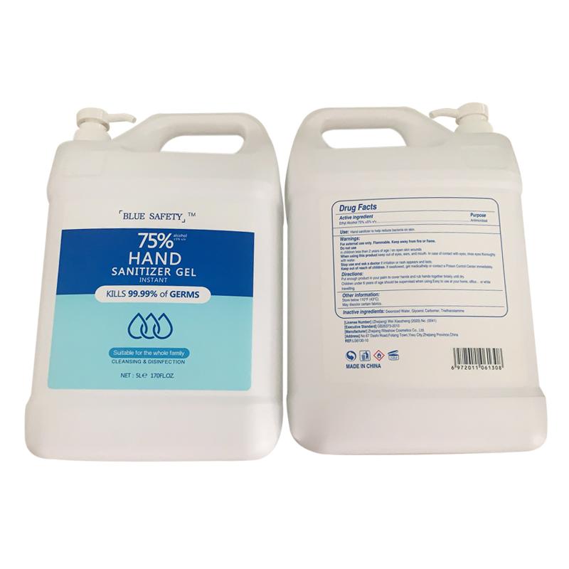 5L Gel Sanitizer