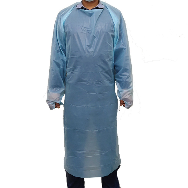 AAMI3 Disposable CPE Gowns